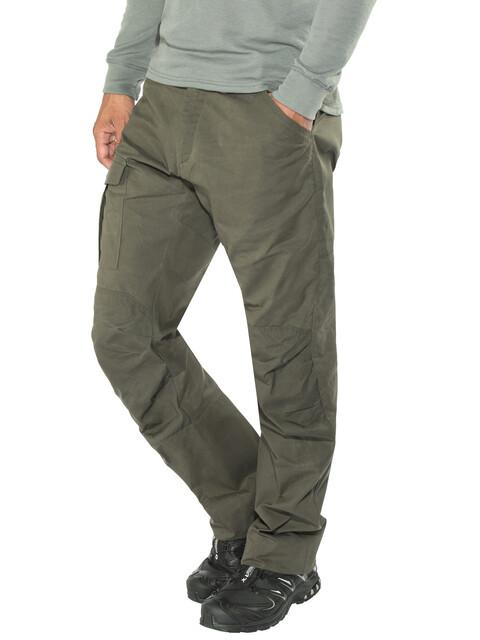 Fjällräven Nils - Pantalones Hombre - gris